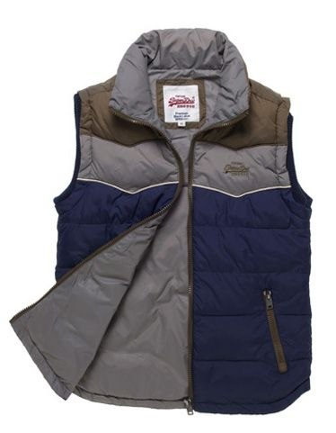 Best Puffer Vests for Men - Best Puffer Jackets 2012 - Esquire