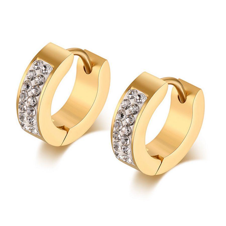 Resultado de imagen para earrings little hoop wedding