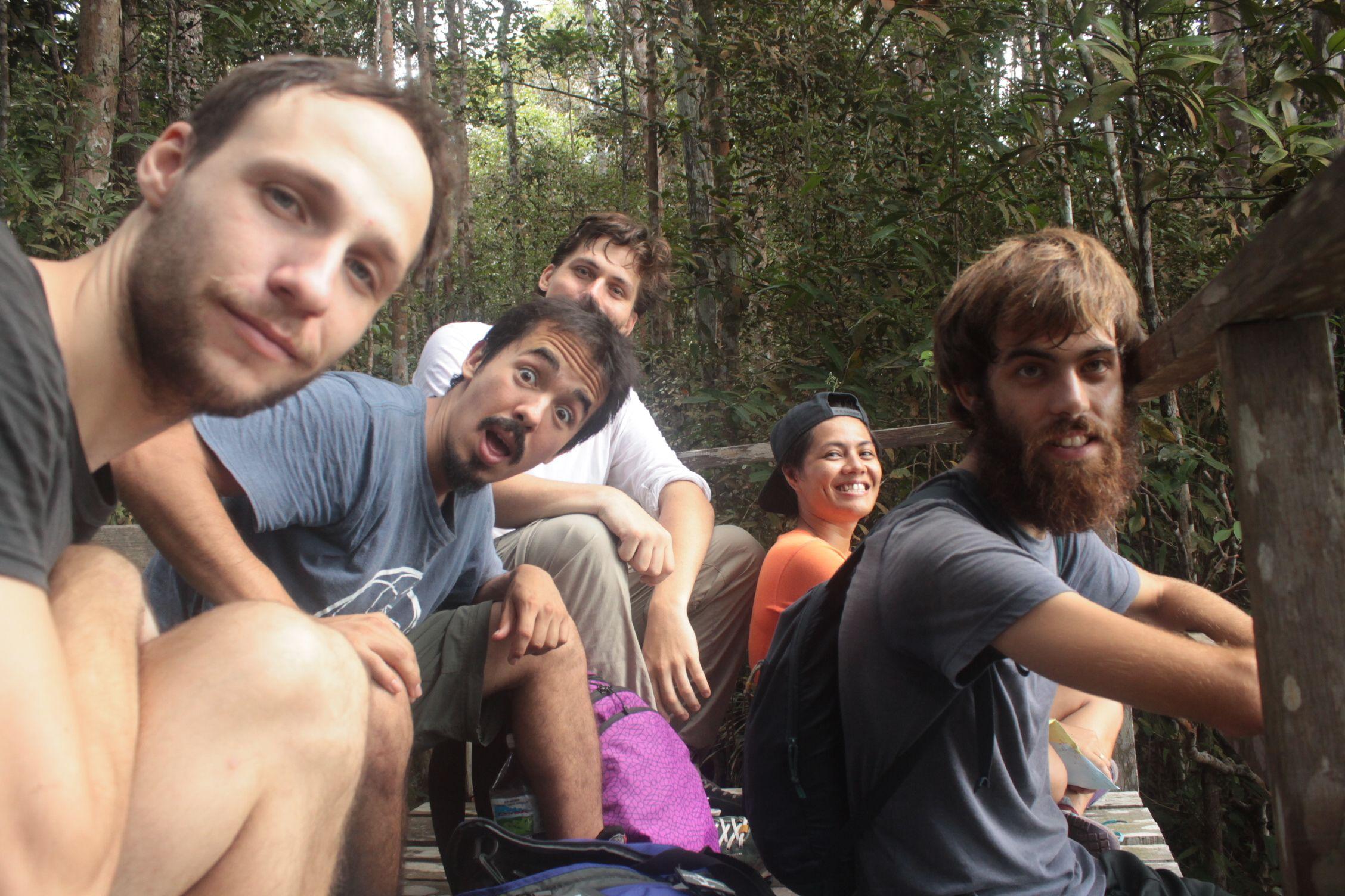 Couchsurfing team