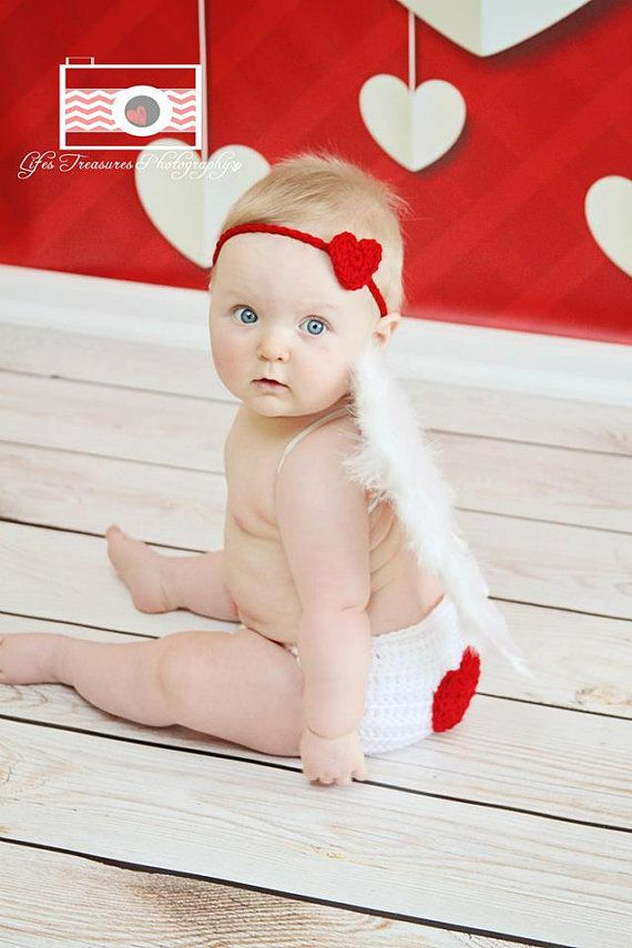 3b959c427 Crochet Cupid set Cupid Costume Cupid Outfit by WhoWhoBoutique ...