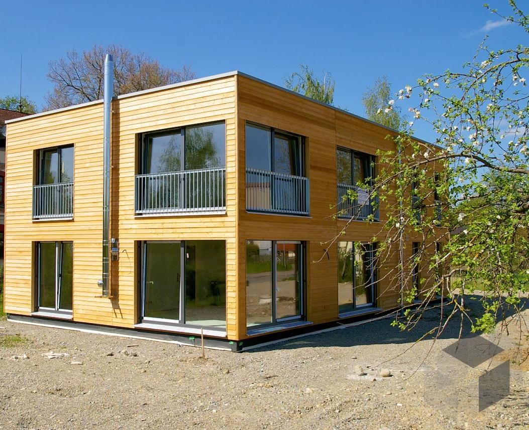 Das Bauhaus Spöri von Fertighaus WEISS Wohnfläche 143 m²