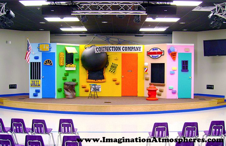 stage+sets | Stage Set Design Ideas | Featuring: Theatrical Stage ...