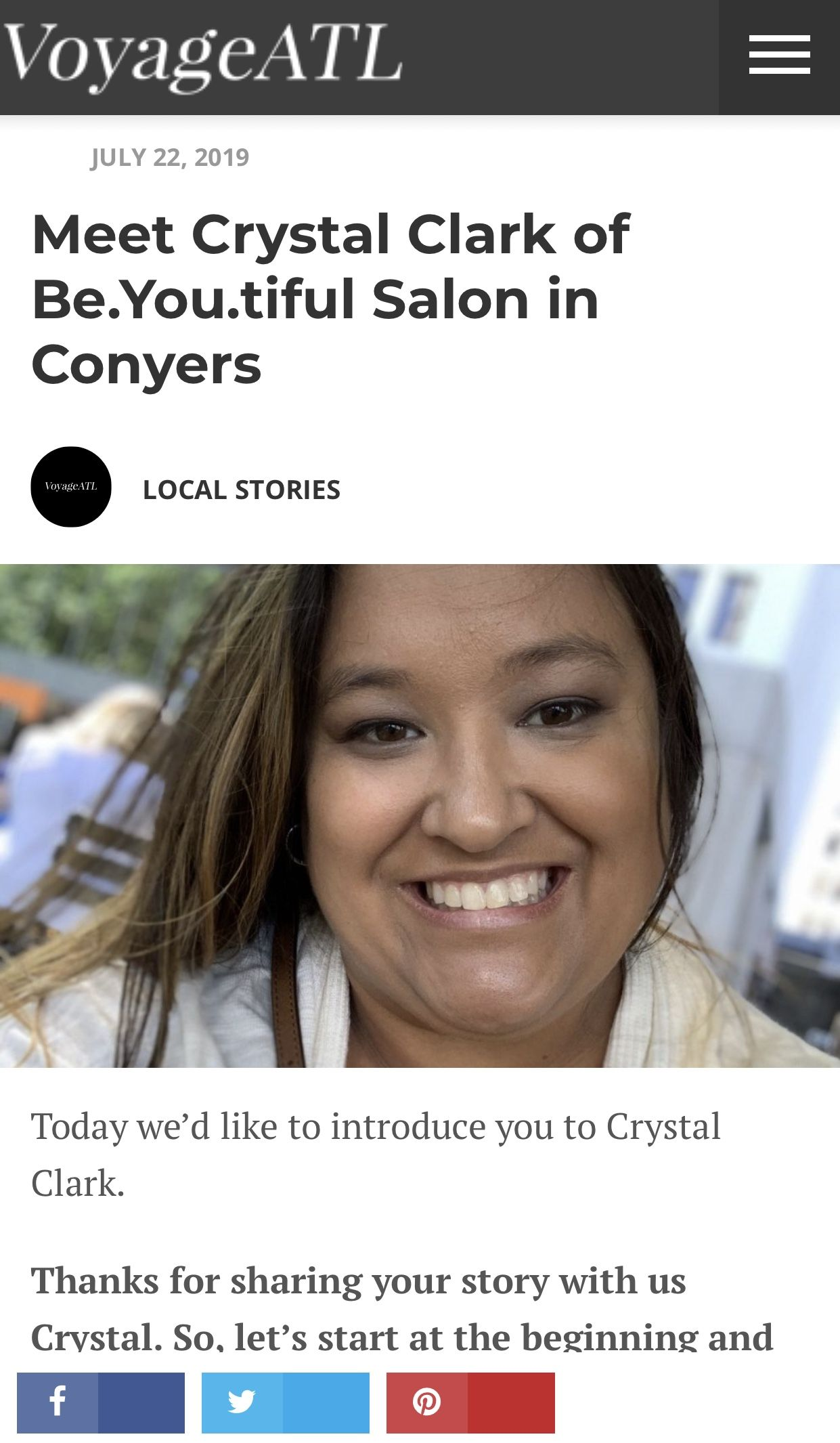 Pin by Crystallynnhair on Be*You*tiful Salon Conyers, GA
