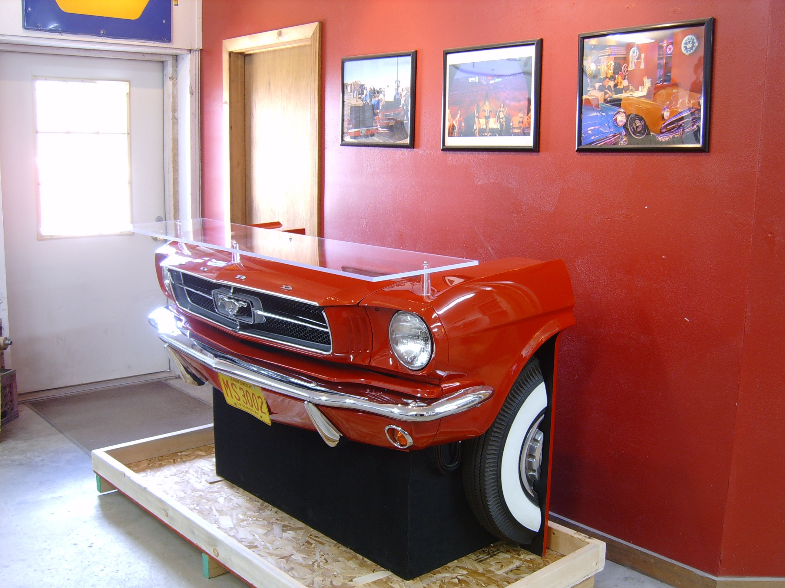 1965 Ford Mustang Front Bar. Interested? Contact us at http://www ...