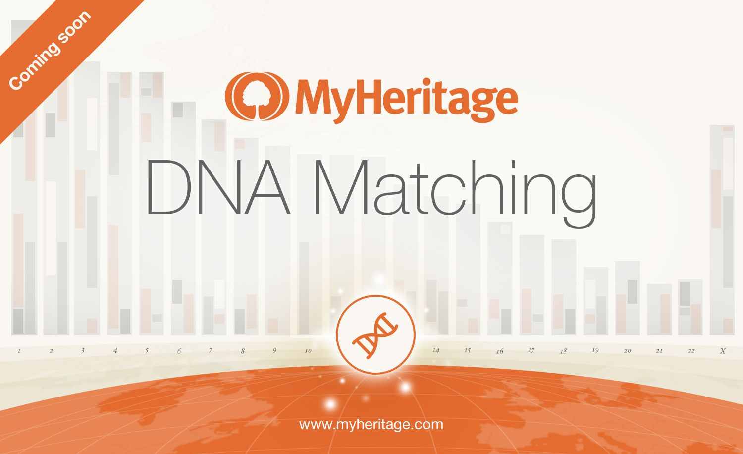 DNA Matching now live!