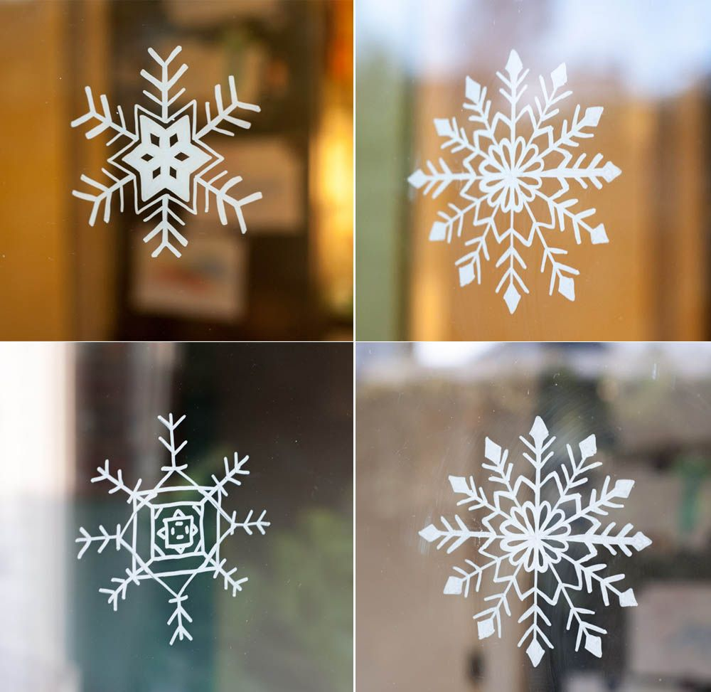 Photo of 9 tips for window pictures with chalk markers