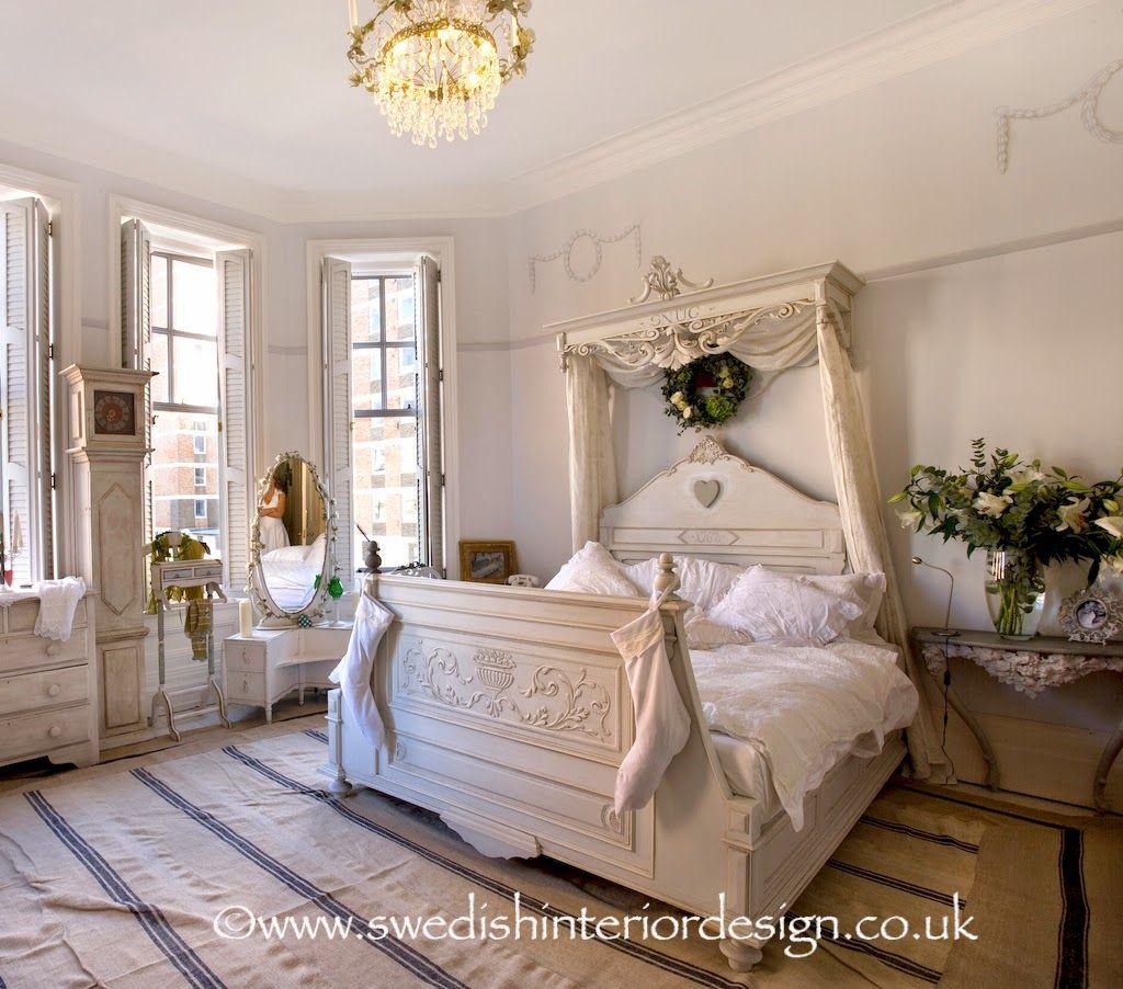 Marzia Sofia Salvestrini Shabby E Chic Swedish Interior Design Swedish Interiors Bespoke Beds