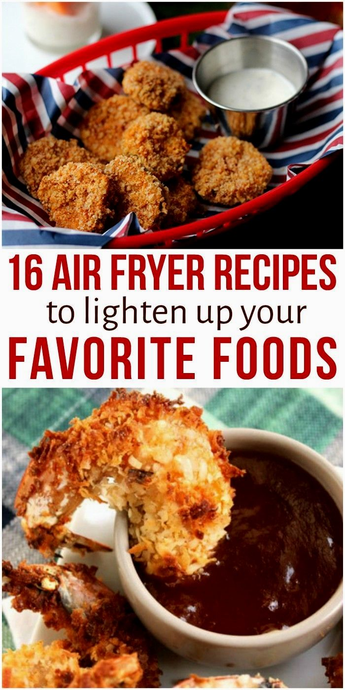 Pin by Candace H. on Air fryer recipes Air fryer recipes