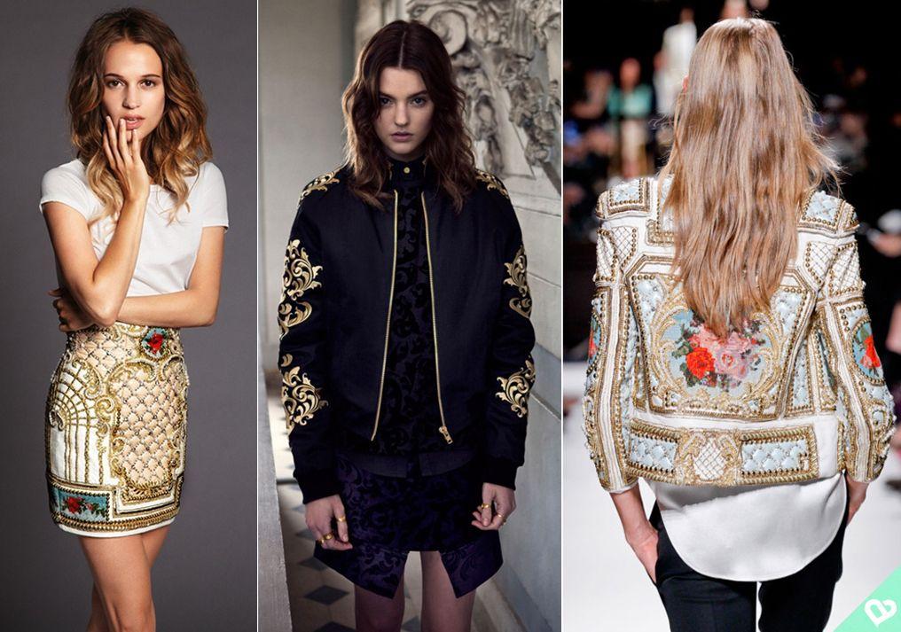 moda barroca, barroco, baroque fashion   amorume ♥ BLOG   Moda ... ce9d15a10f