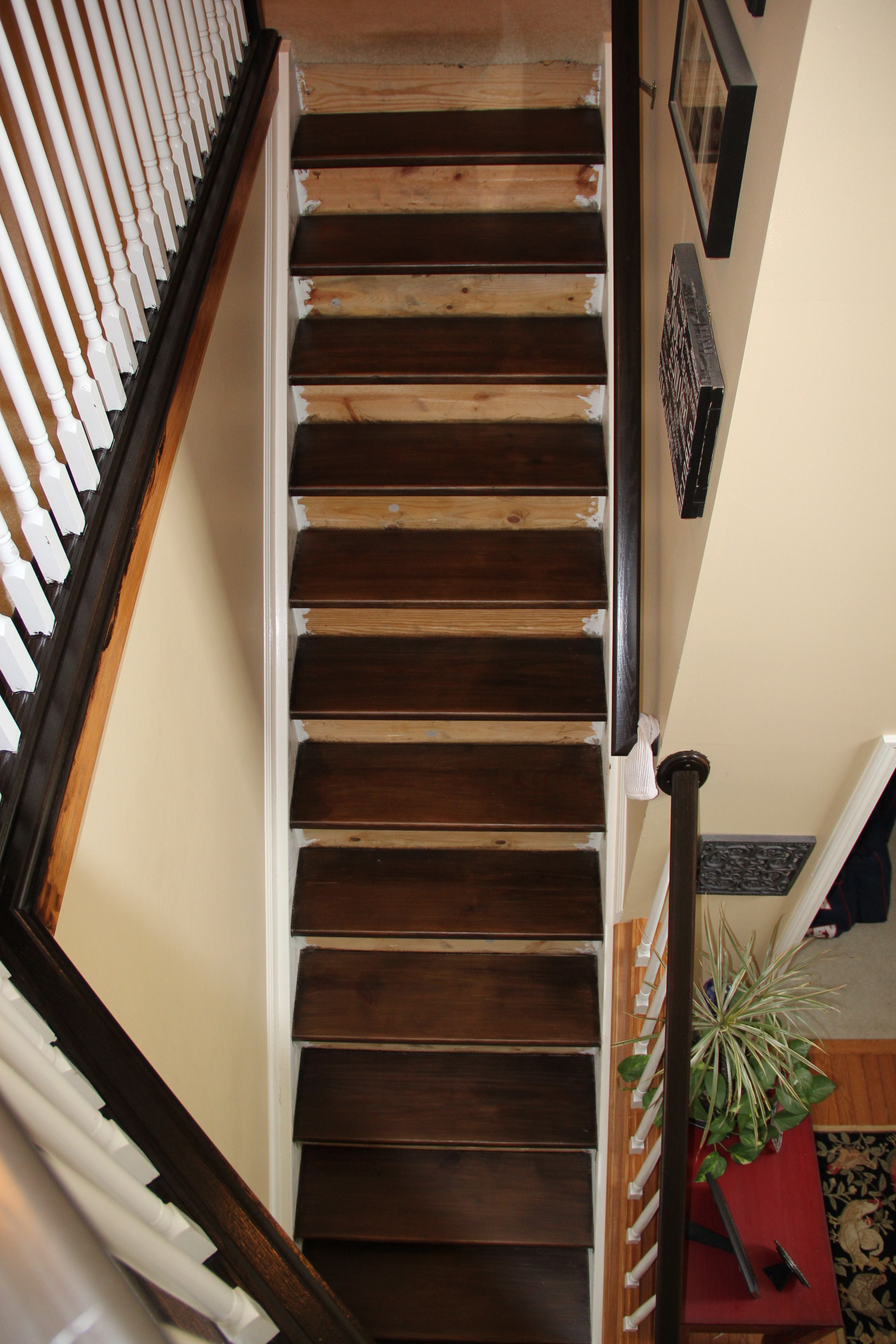 Best Staining Pine Stair Treads Pine Stair Treads Refinish 400 x 300