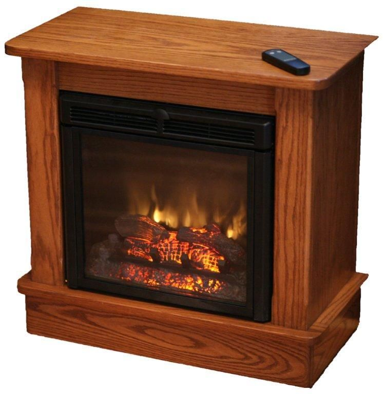 Amish Seneca Electric Fireplace With Remote Amish Fireplace Amish Electric Fireplace Fireplace