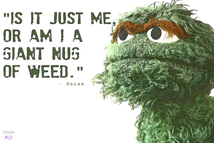 Happy Birthday Oscar The Grouch