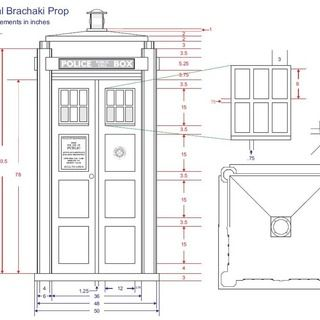 Tardis Bookcase Blueprints Bookshelf With Sound And Lights