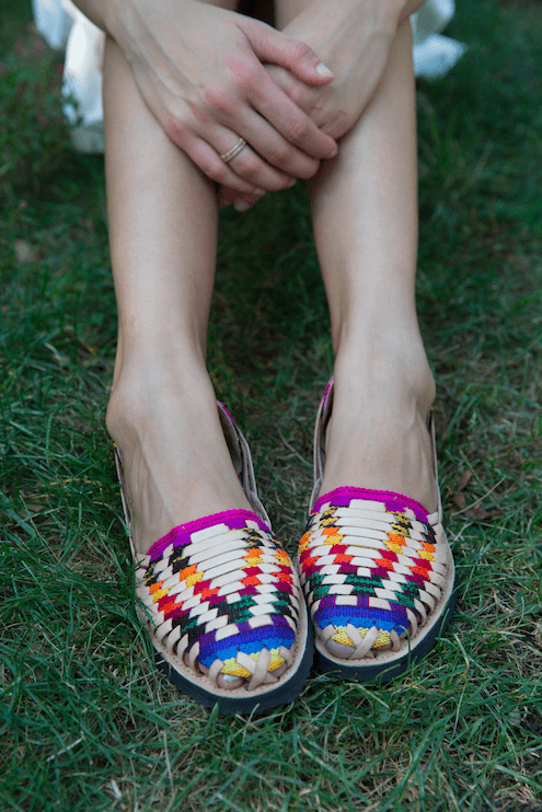 a321916299f1 Women s Traditional Mayan Woven Leather Huarache Sandals - Ix Style - Water  For Children Size 6  )