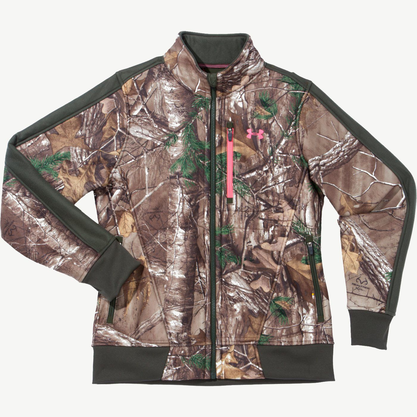 under armor duck hunting jacket