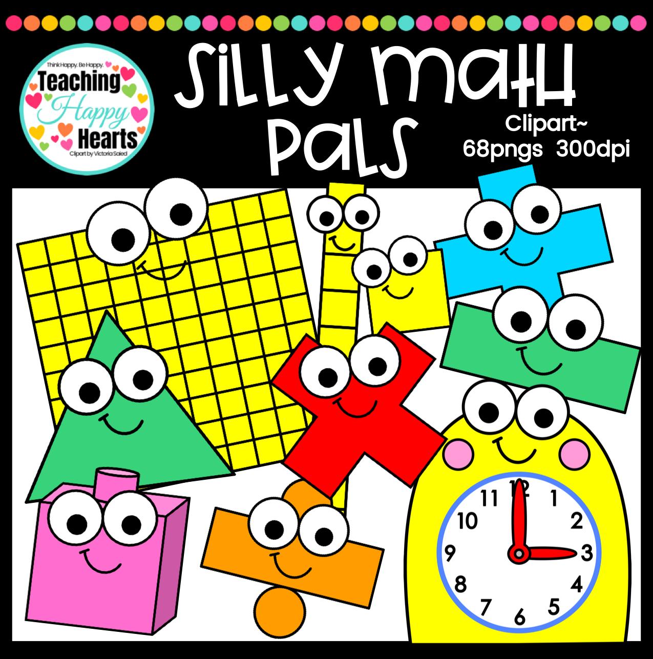 Math Clipart For Teachers Math Clipart Clip Art Math [ 1287 x 1275 Pixel ]