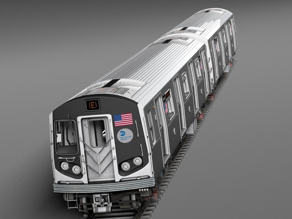 Nyc Subway Station C4d Nyc Subway Subway New York Subway