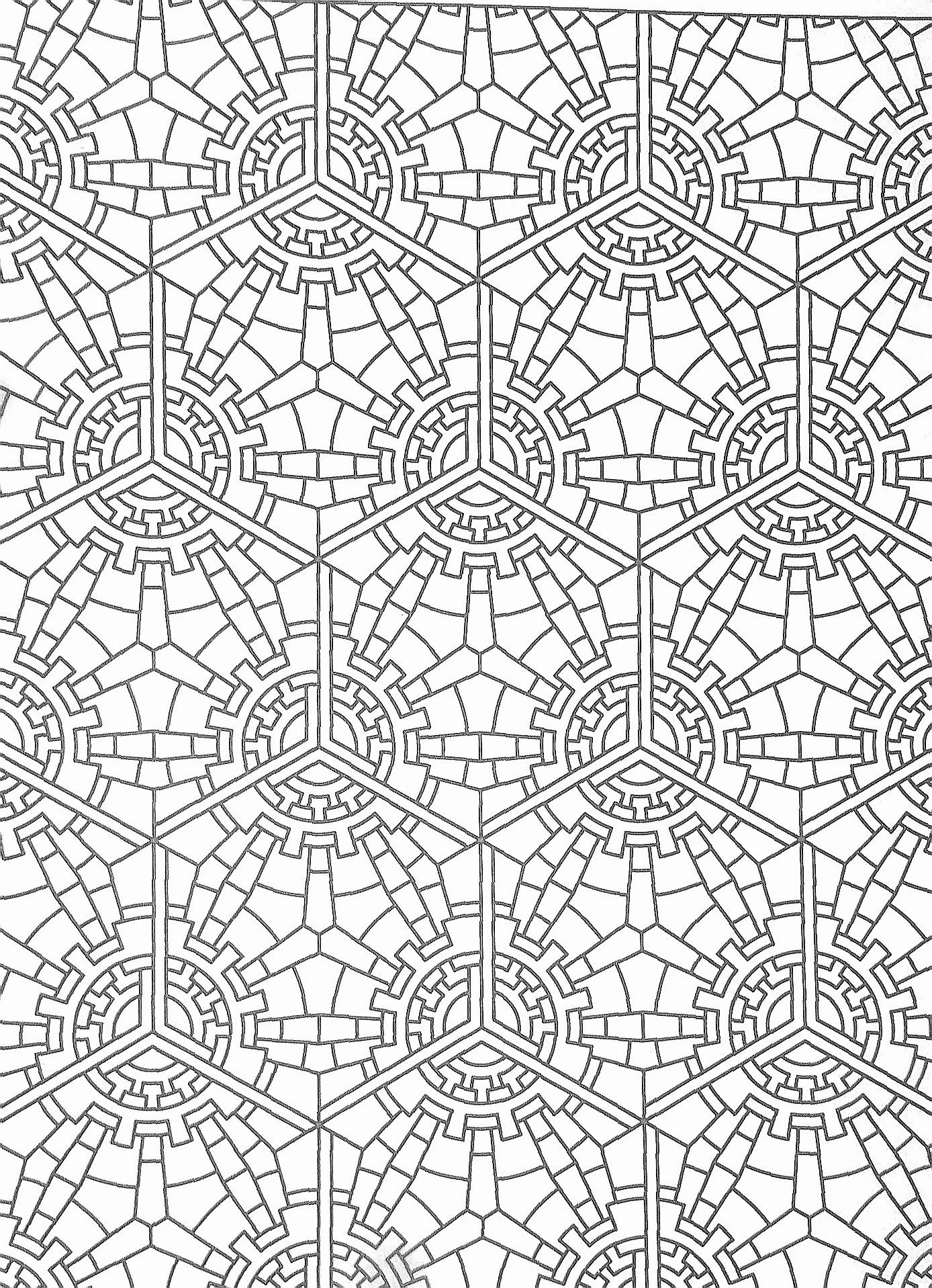 TESSELATION PATTERNS: Download High-Resolution Printables by ...
