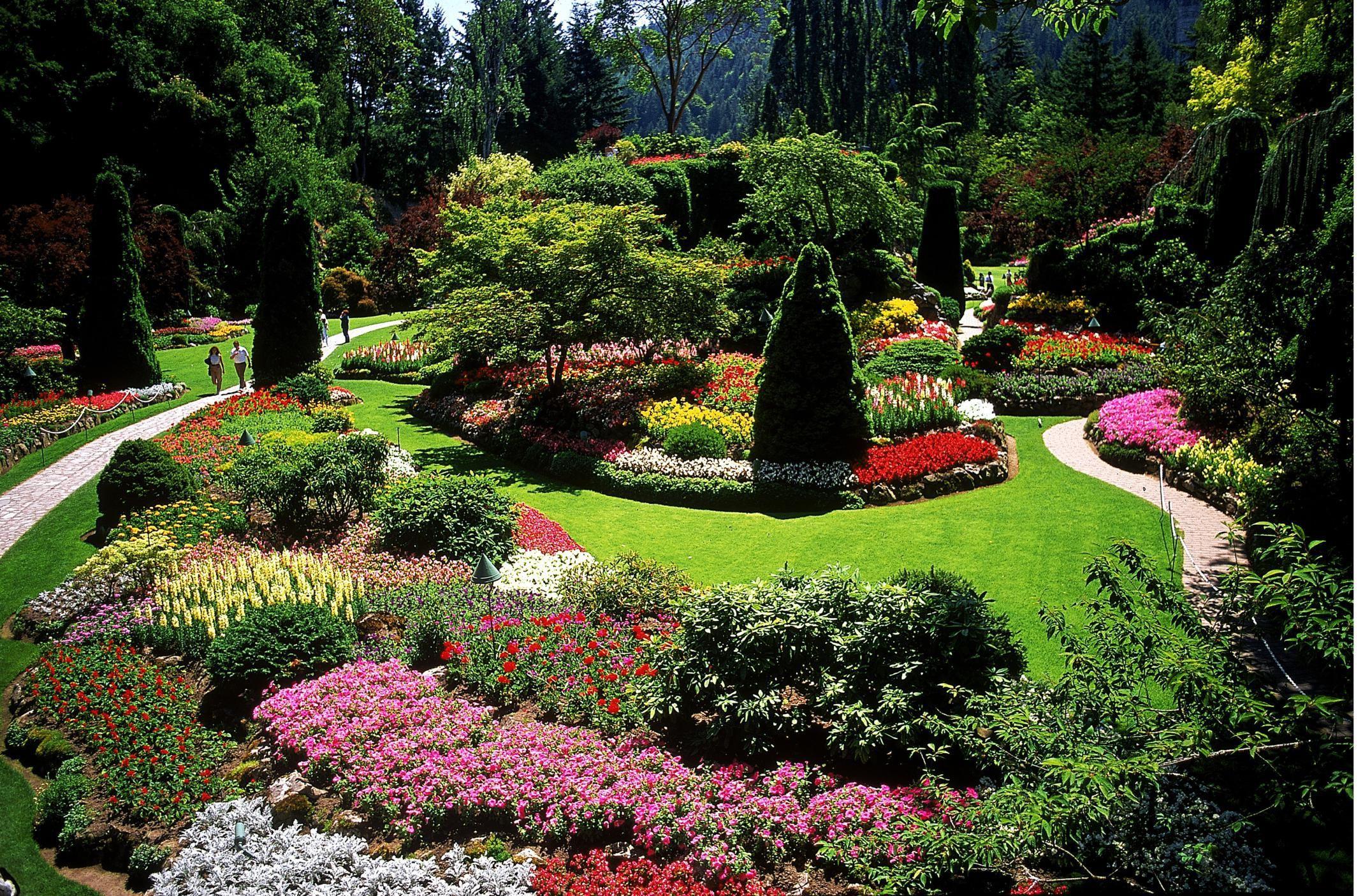 Designing A Garden With Landscape Design Principles Best Garden Design Best Garden Ideas Diy Garden Gard Landscape Design Backyard Landscaping Garden Design