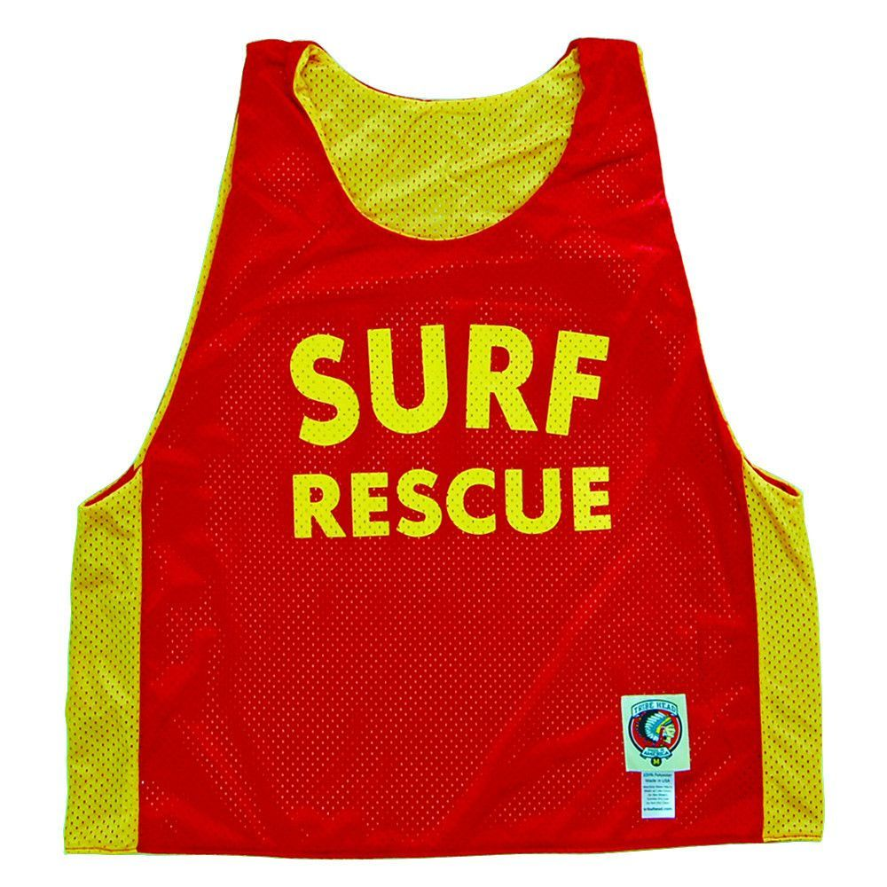 Surf Rescue Lacrosse Pinnie