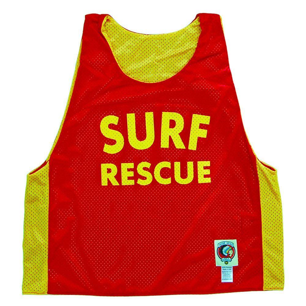 Surf Rescue Lacrosse Pinnie