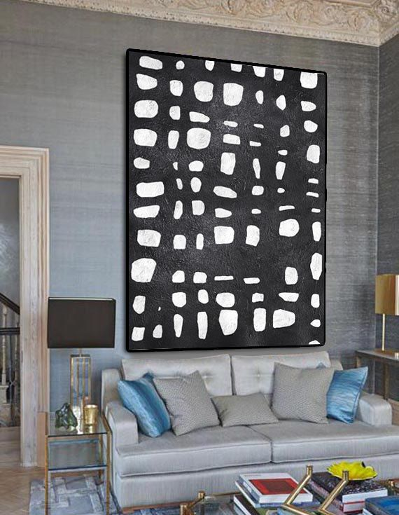Extra Large Abstract Painting On Canvas Texturedcelineziangart Impressive Texture Paint Design For Living Room 2018