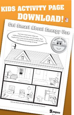 Teach Your Kids To Get Smart About Energy Usage Download This