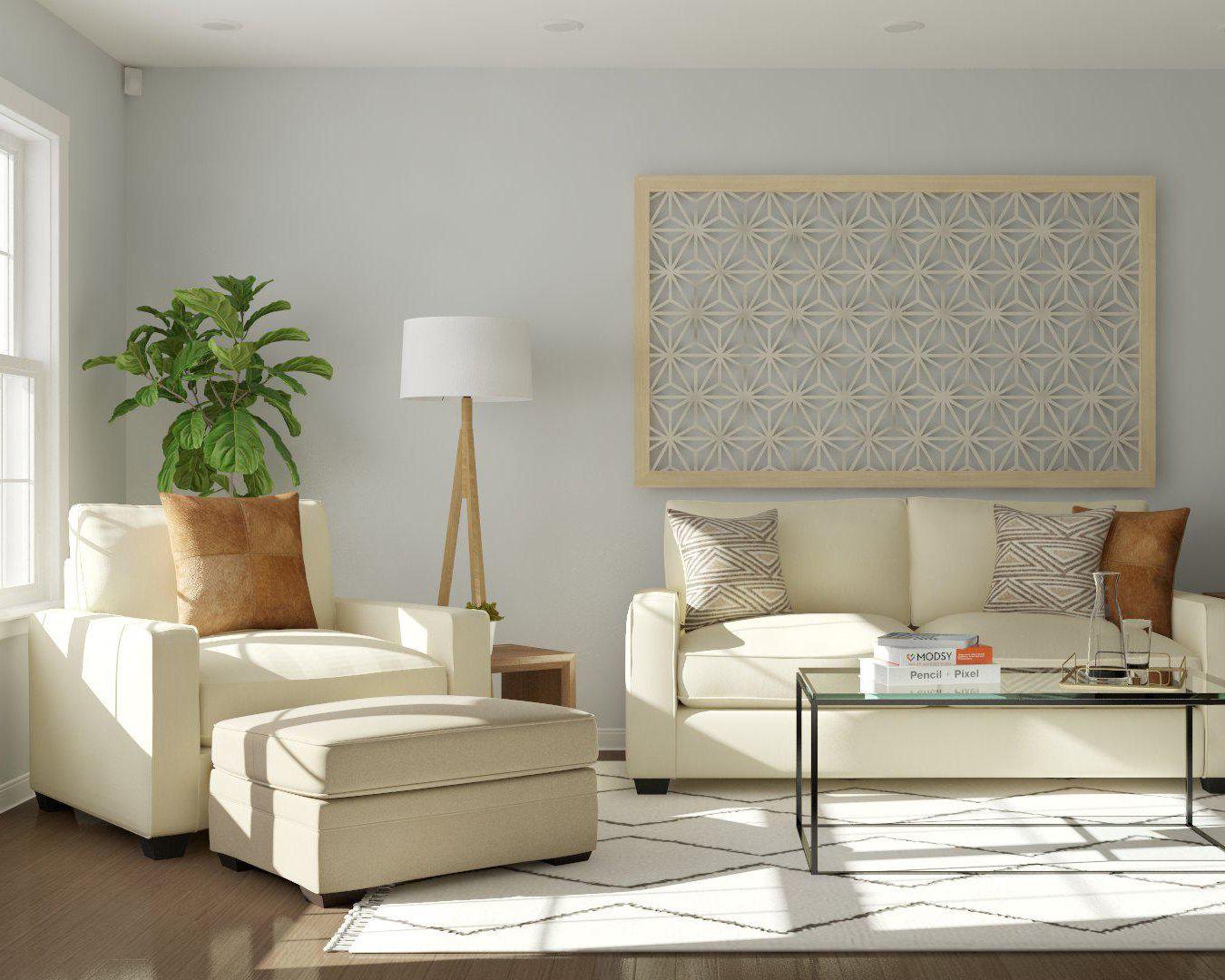 Contemporary and comfy living room | Contemporary Living Room Design ...