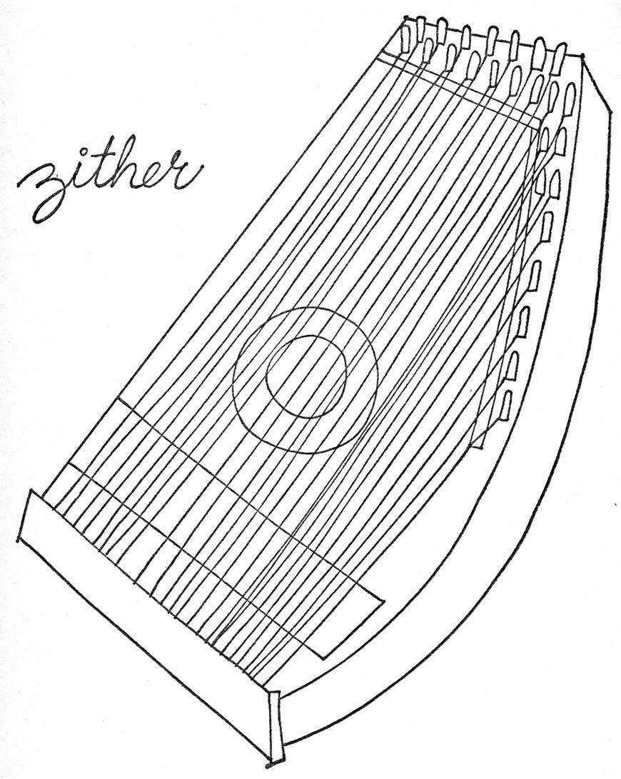 qisforquilter.com-lois-ehlert-zither.jpg 870×1,091 pixels | Hand ...