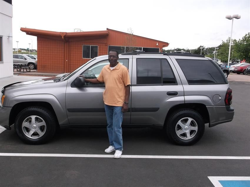 Mike Shaw Buick Gmc >> Jd S New 2005 Chevrolet Trailblazer Congratulations And