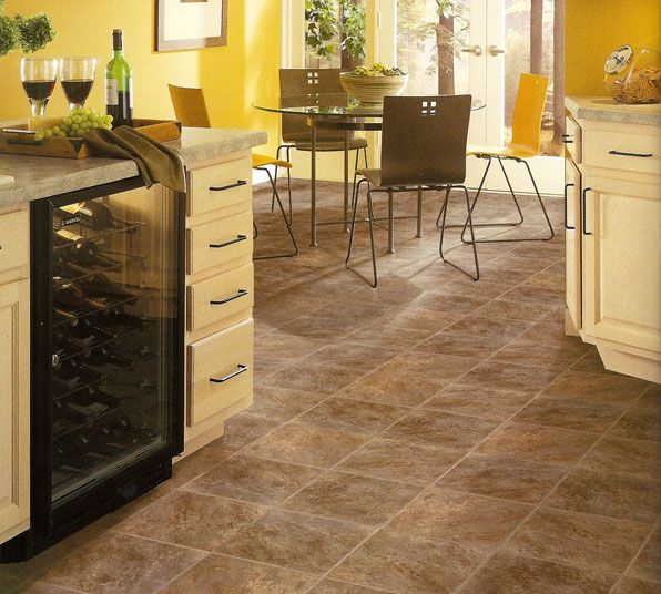 Vinyl Flooring Ideas For Kitchen Google Search: Congoleum Vinyl Sheet Flooring