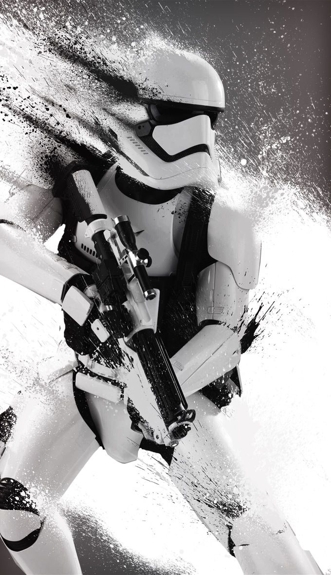 1080p And Some 4k Wallpaper For Phones Star Wars Trooper Star Wars Poster Star Wars Wallpaper