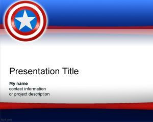 free patriotic powerpoint templates free powerpoint templates