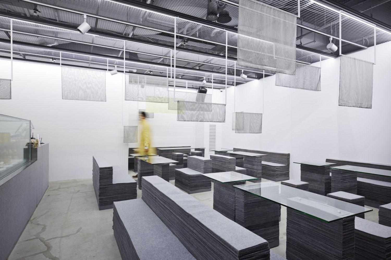 Gallery Of On Ne Sait Jamais Felt Series Nameless Architecture 12 Interior Design Courses Online Shop Interiors Cafe Interior Design