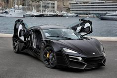 Saw it in Fast and Furious 7! The 6 Most Expensive Cars in the World. #2 Lykan Hypersport #MostlyPractical