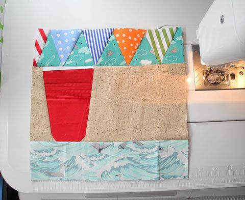 Solo Cup Quilt Pattern