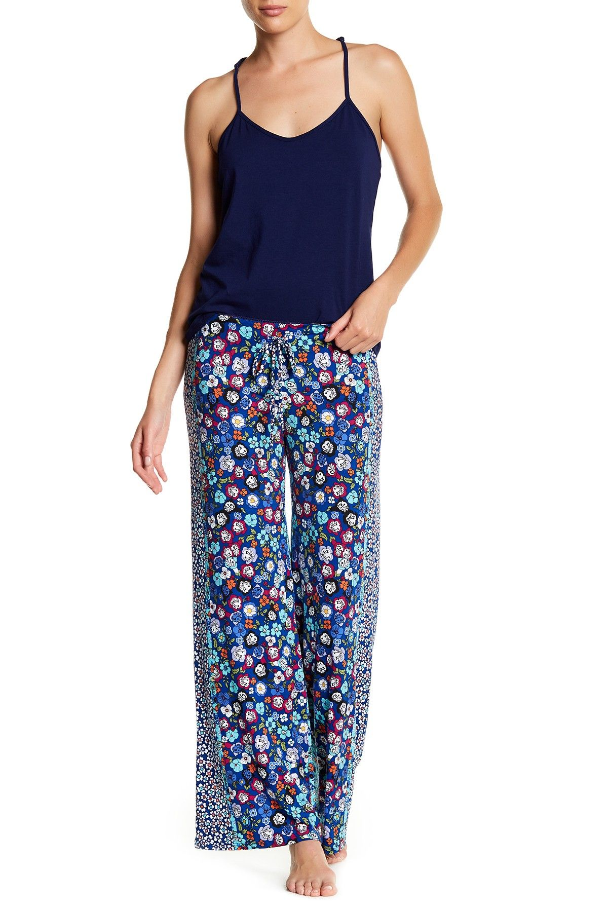 Printed Pant Pajama Set