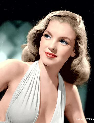 Marilyn Monroe Photographed By Erwin Steinmeye 1946 Atrizes