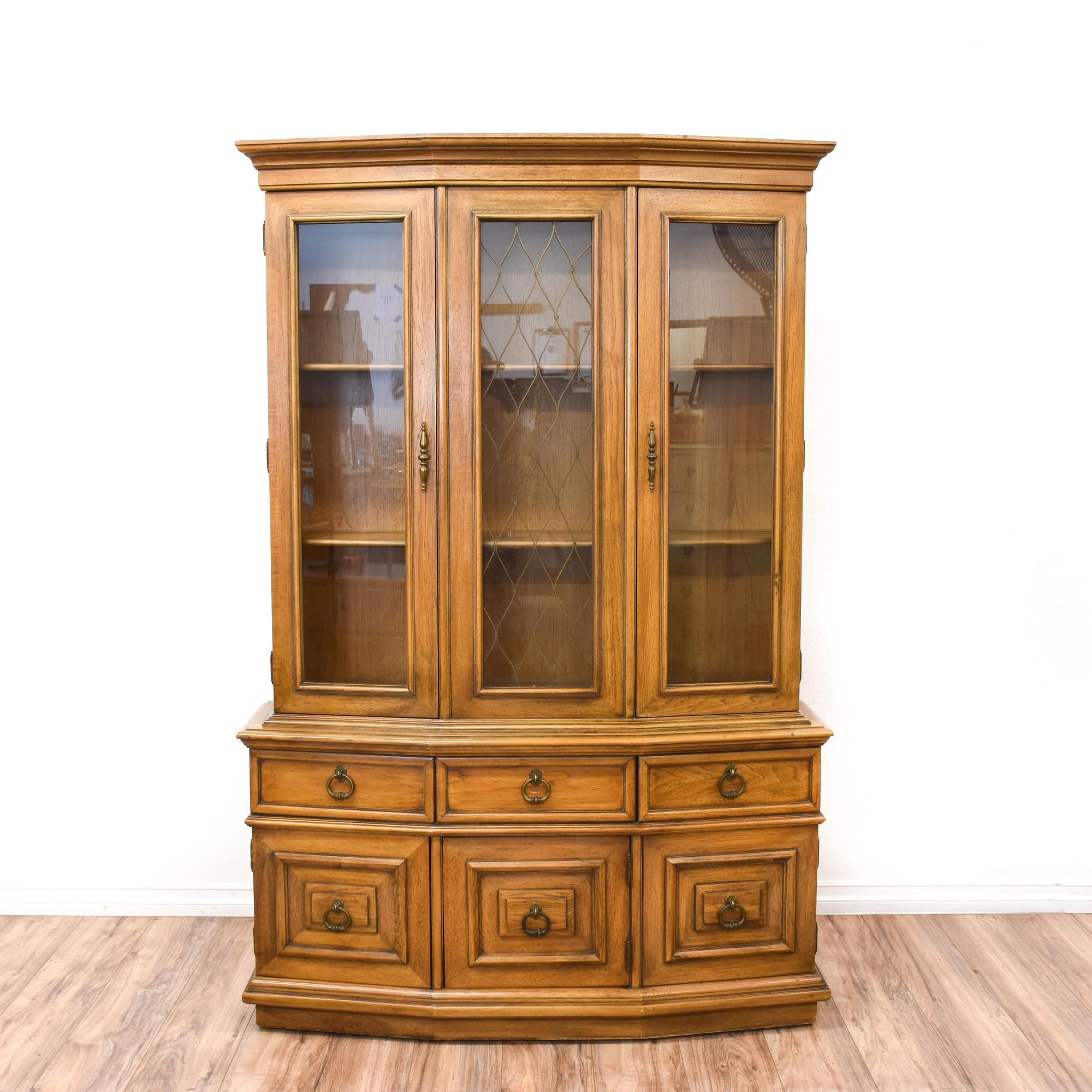 oak dop drawer item cabinets two wilson cabinet classic s half ferndale co collections furniture intercon china hutch with bellingham lynden drawers and buffet