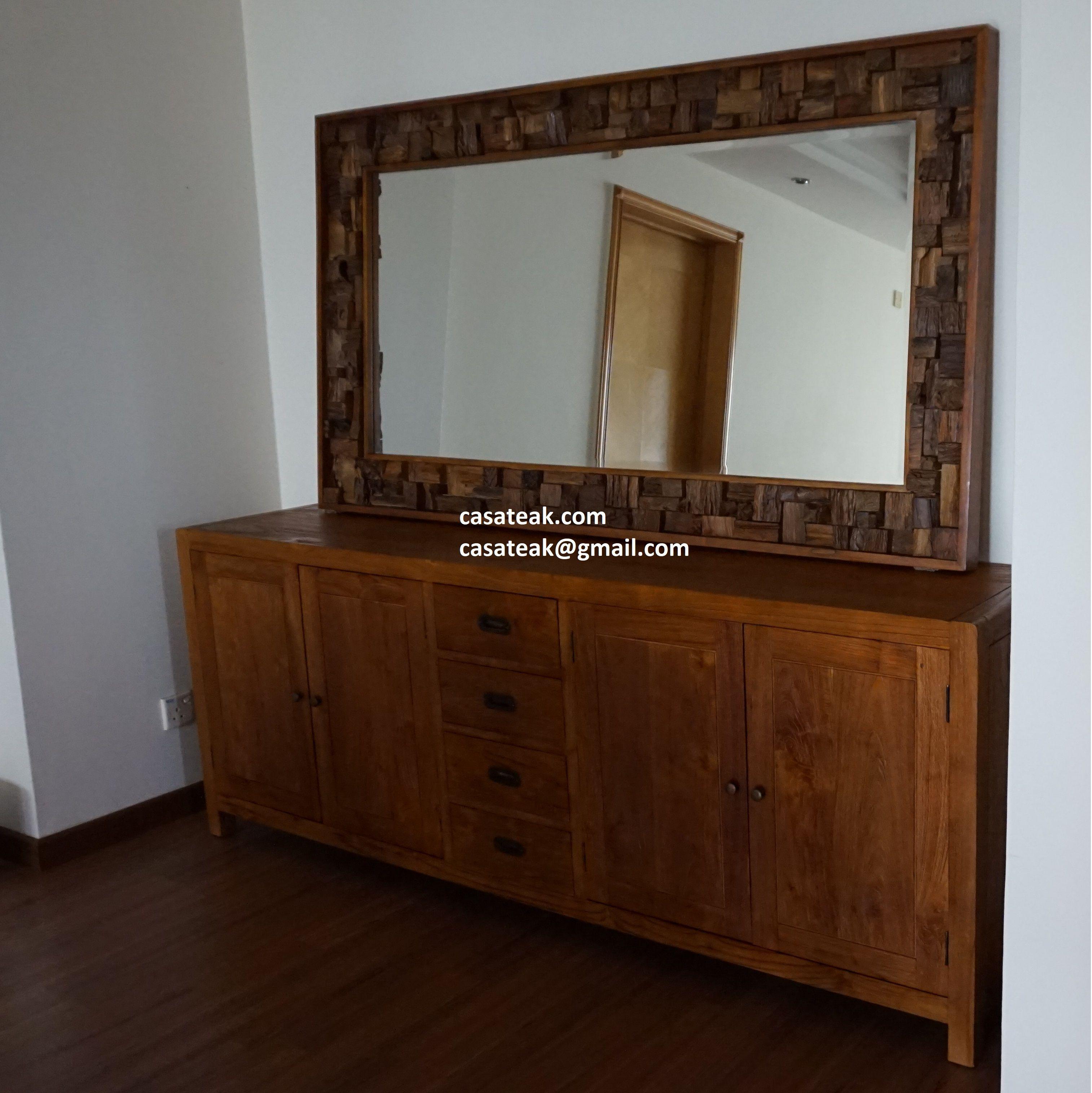 JB Sideboard SB 15-12 in 2019 | Teak furniture, Teak wood ...