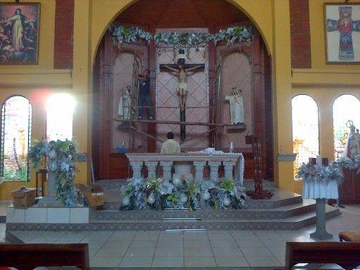 Decoracion Navide A En Iglesia Decoraci N Iglesia