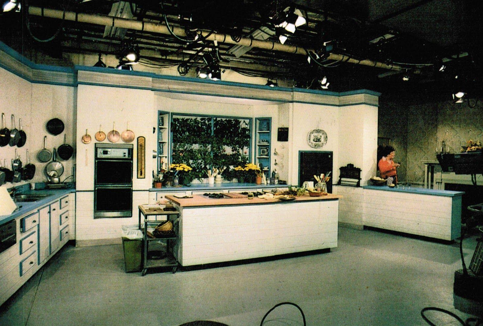 Kitchen Tv Set Room