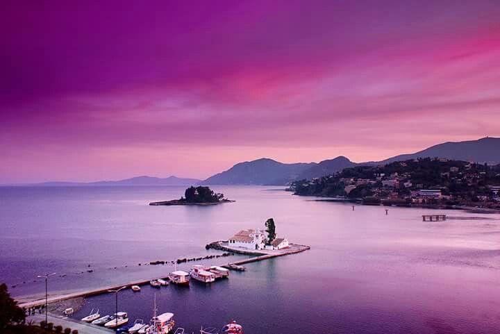 Corfu...