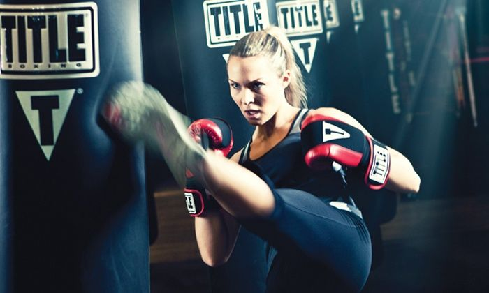 2 Weeks Of Unlimited Classes With Option For Personal Training Session At Title Boxing Club Up To 71 Off Kickboxing Classes Boxing Club Title Boxing