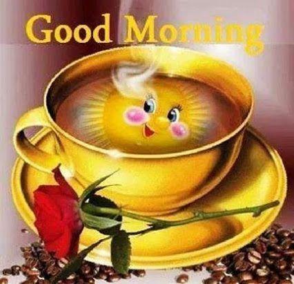 Good Morning Sun And Coffee