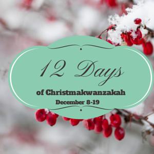 STAR STRUCK: 12 Days of Christmakwanzakah Blog Hop...