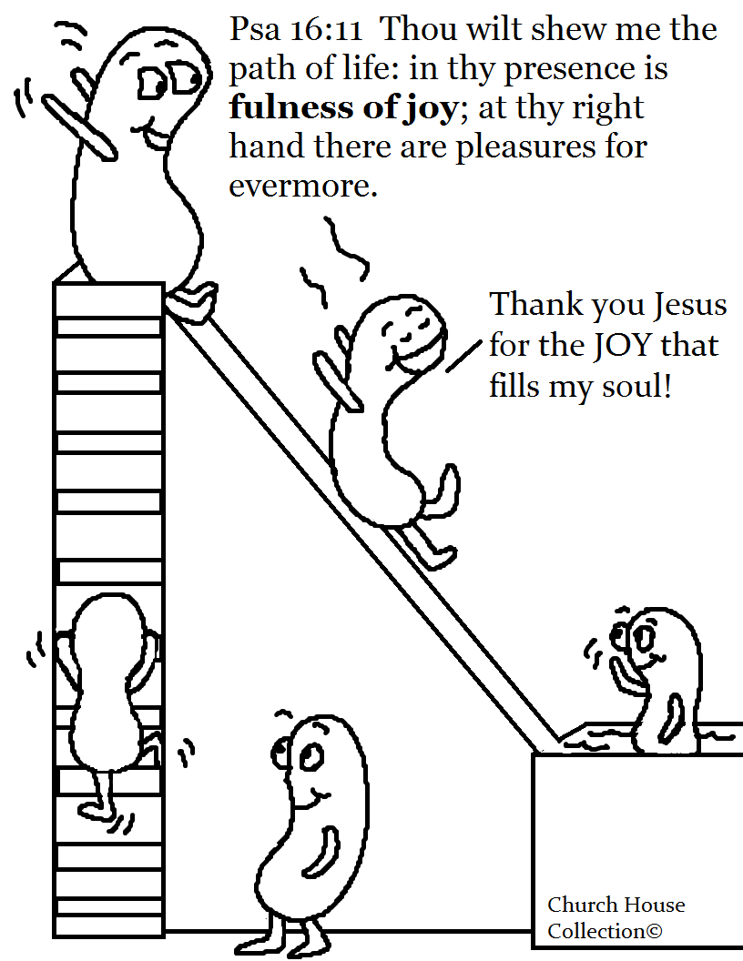 Jelly Beans Swimming At Swimming Pool Psalms 16 11 Joy