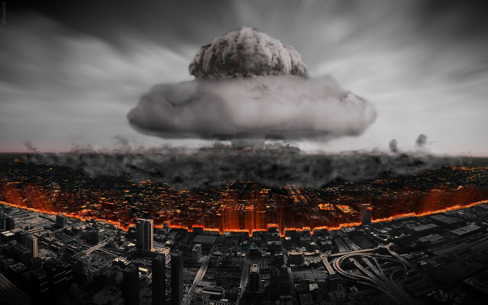 Nuclear Explosion Weapon Of Mass Destruction Call Of Duty Ghosts Image