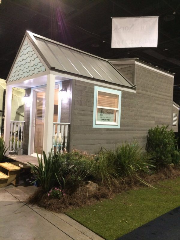 Beach Cottage Tiny House For Jacksonville Florida 4