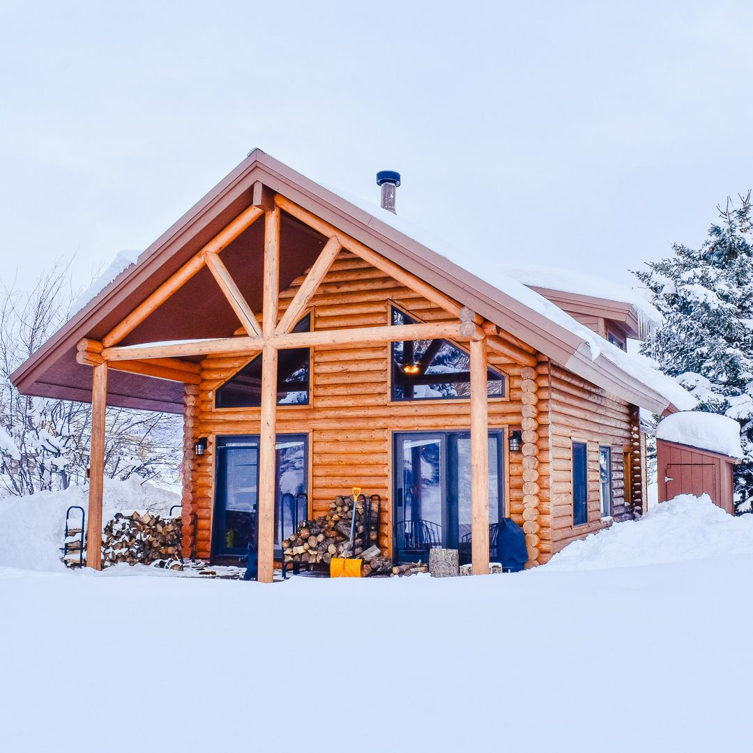 How Much Does it Cost to Build a Log Cabin? With Real